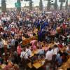 Le Grandi tende dell'Oktoberfest