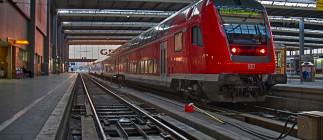 Поездом до Октоберфеста