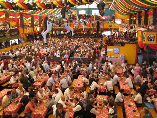 Oktoberfest dates