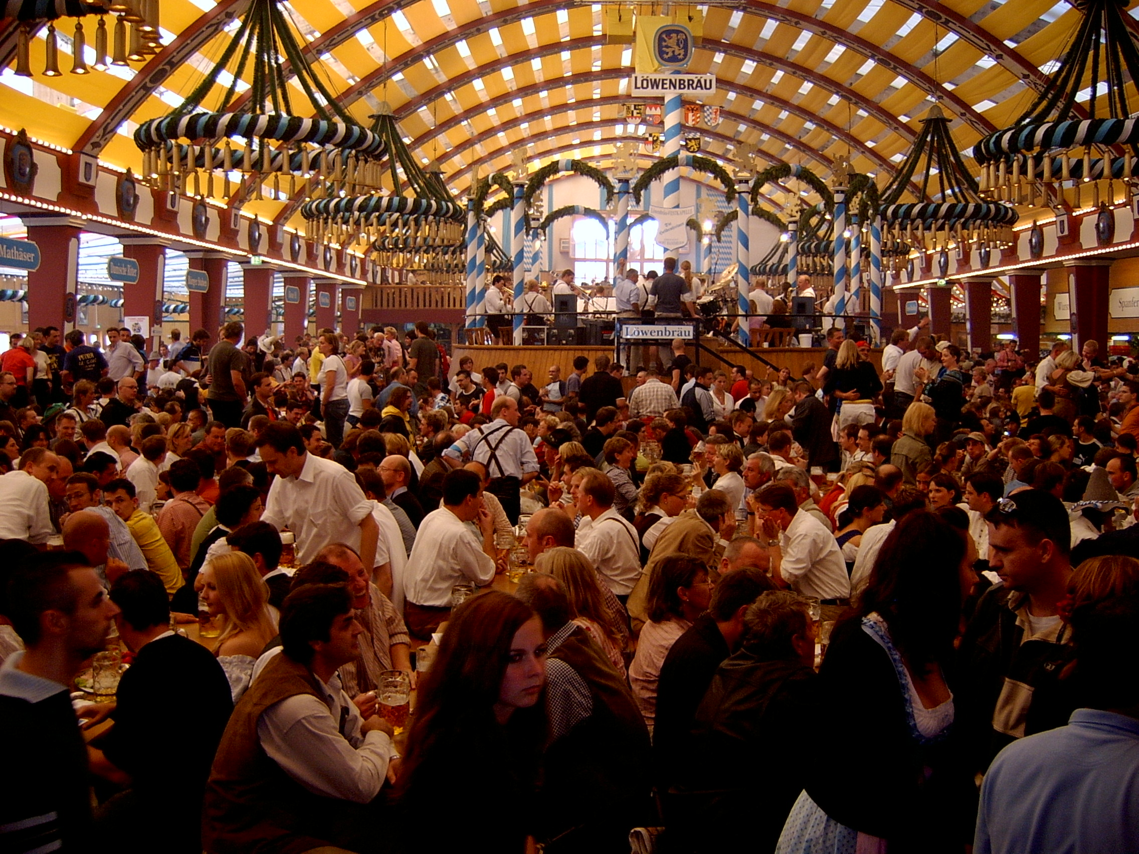The worldu0027s most popular beer festival & Oktoberfest - Oktoberfest