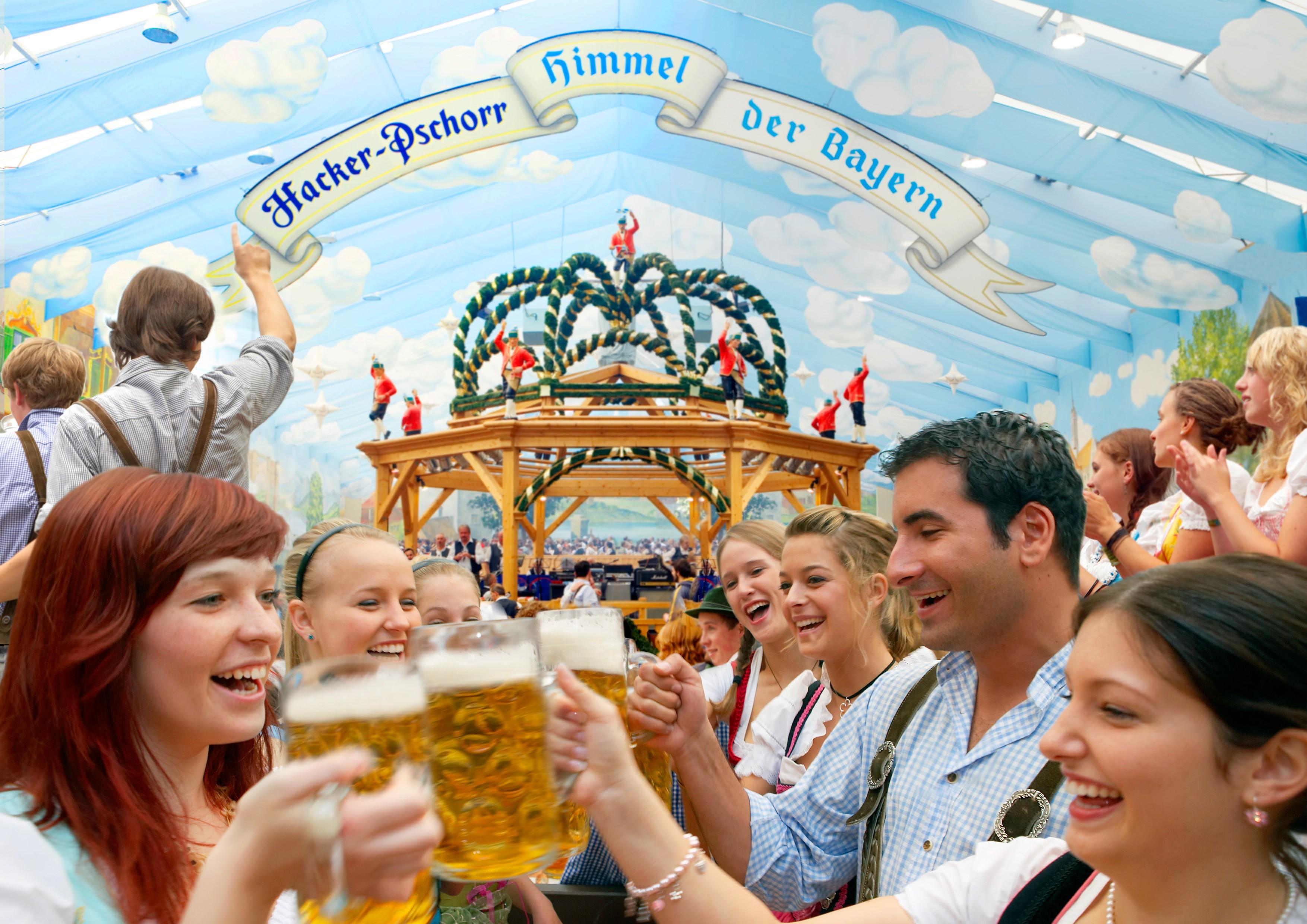 Октоберфест-2019 у Мюнхені чекає гостей